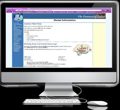 Online Registration Software - Full Web Integration